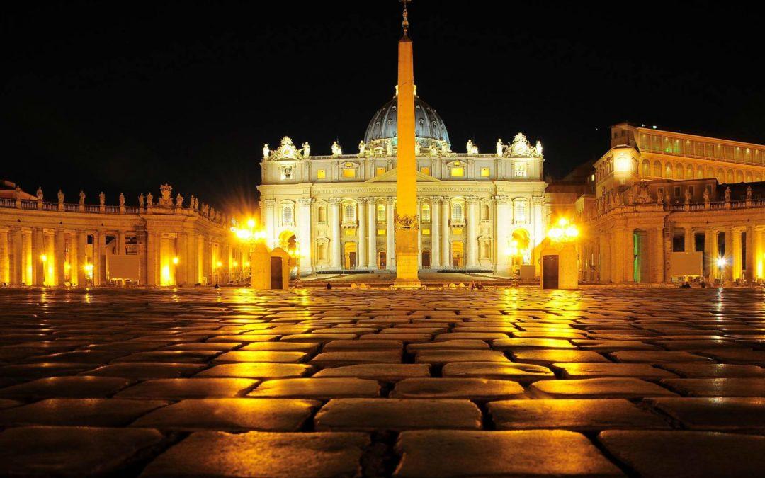 San Pietro e le Basiliche Papali di Roma in 3D: FlipperMusic mette in musica l'Arte.