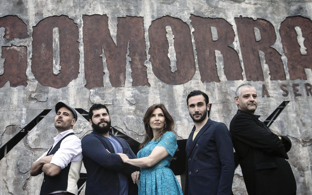 "Gomorra La Serie – Flippermusic firma una soundtrack ""Epica"""