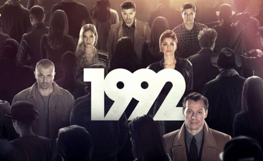1992 La Serie Tv che racconta la metamorfosi italiana e la colonna sonora di Boosta