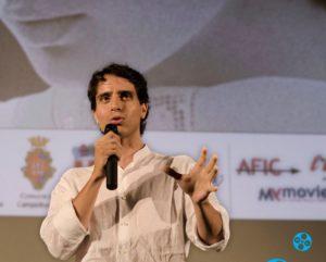 Francesco D'Ascenzo ci parla del corto su paolo Villaggio prodotto da Eradea, musiche FlipperMusic