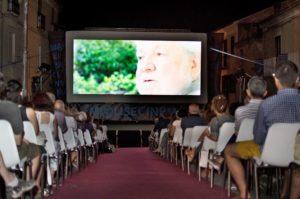 Presentazione del corto su Paolo Villaggio al Molise Cinema Film Festival 2017 regia di Francesco D'Ascenzo Musiche FlipperMusic