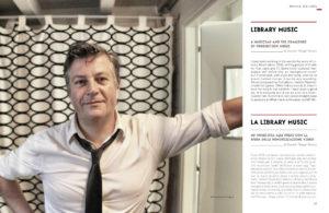 Intervista sulla Library Music di Daniele Bengi Benati a Italiana