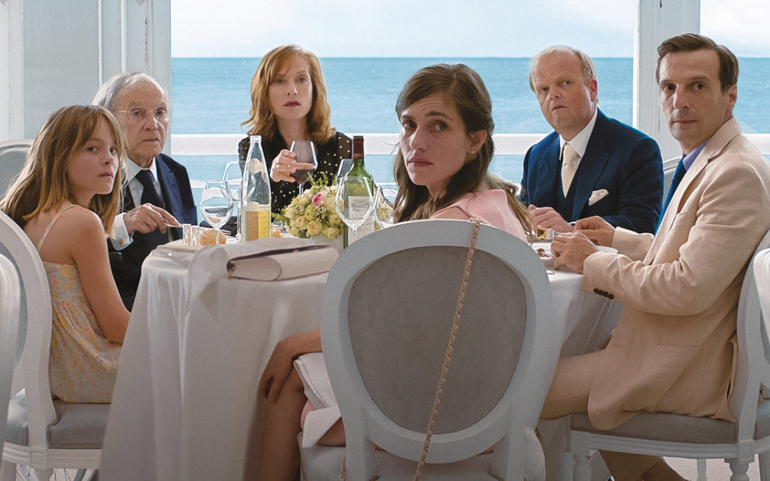 Il trailer di Happy End e la colonna sonora di un ritratto familiare