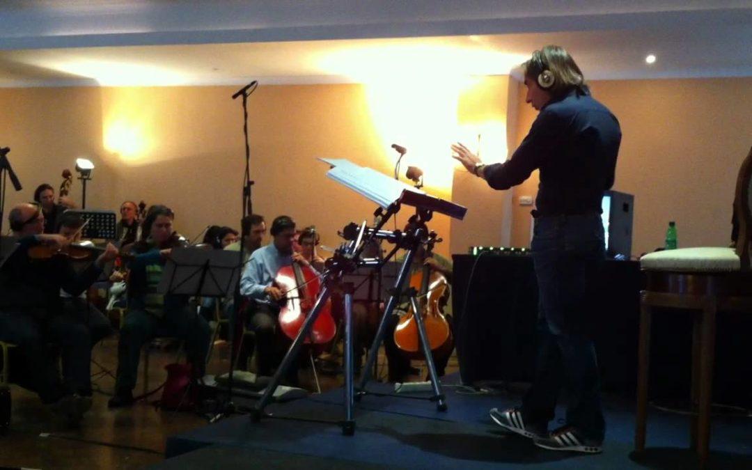 Il Suono dell'Immagine: Paolo Vivaldi in concerto
