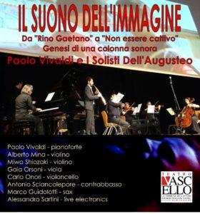 Il Suono dell'Immagine, genesi di una colonna Sonora del Maestro Paolo Vivaldi al Teatro dell'Unione a Viterbo