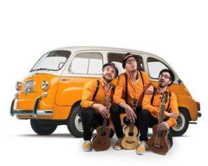 Youkus e il loro brano di esordio A qualcuno piace piccolo, edizioni musicali FlipperMusic