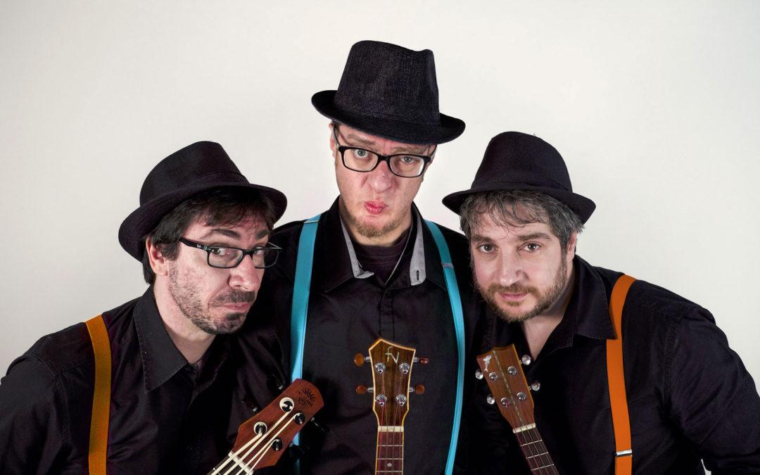 Youkus e i virtuosismi dell'ukulele