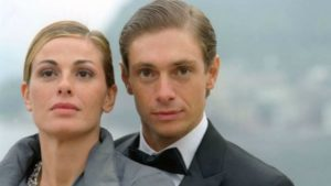 Vanessa Incontrada e Giorgio Pasotti i protagonisti della nuova fiction di Rai 1, Il Capitano Maria, produzione Palomar