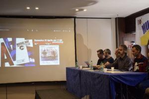 Presentazione dei due album postumi del Maestro Alessandroni al Music Day Fiera del Disco - Roma
