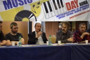 Romano Di Bari (FlipperMusic) parla della sua amicizia con il Maestro Alessandro Alessandorni presentando l'album Forever al Music Day Roma