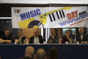 Piepaolo de Sancts per la Four Flies Records presenta il Vinile Lost & Found di Alessandro Alessandroni al Music Day Roma
