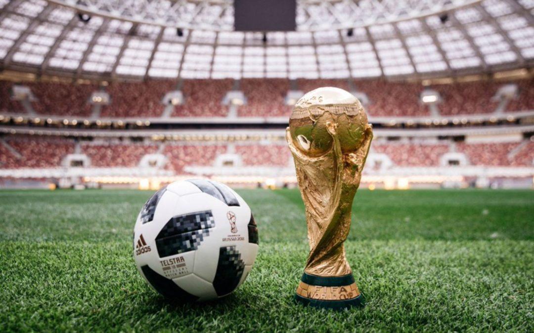 Tutte le colonne sonore dei Mondiali di Calcio Russia 2018
