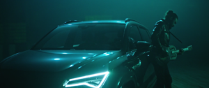 Lo spot di The Blink Fish per la nuova Seat Cupra , colonna sonora FlipperMusic
