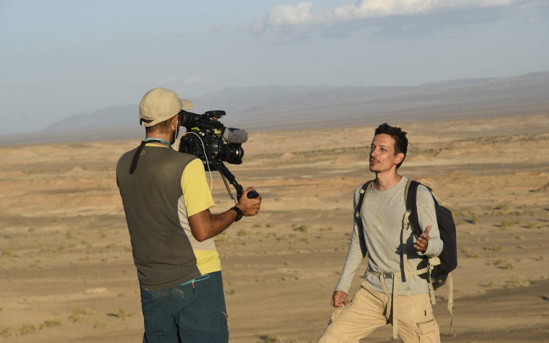 A caccia di dinosauri su National Geographic