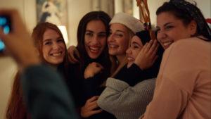 Temi e vicende legate al mondo degli adolescenti, per la serie SKAM Italia, prodotta da Cross Productions per Tim Vision. La production music è firmata FlipperMusic