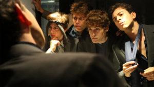 SKAM Italia 2 stagione, la serie tv crossmediale affronta tematiche giovanili seguendo i loro linguaggio, prodotta da Cross Productions per Tim Vision. Alcune immagini sono sincronizzate con la production music firmata FlipperMusic