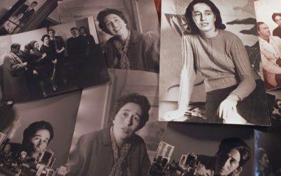 Giosetta Fioroni e la colonna sonora Pop Sentimentale