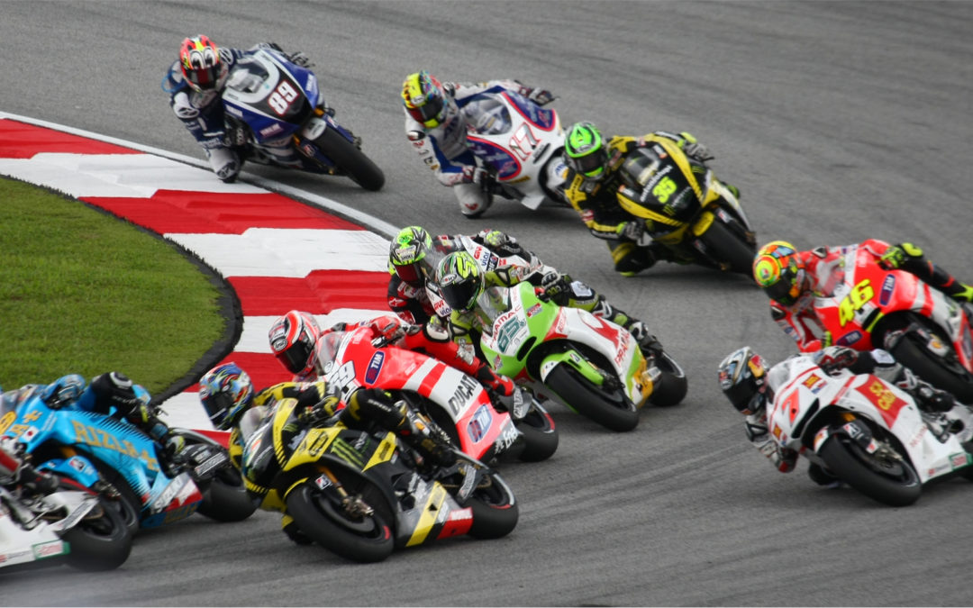 Gas A Martello: il MotoGP in trap
