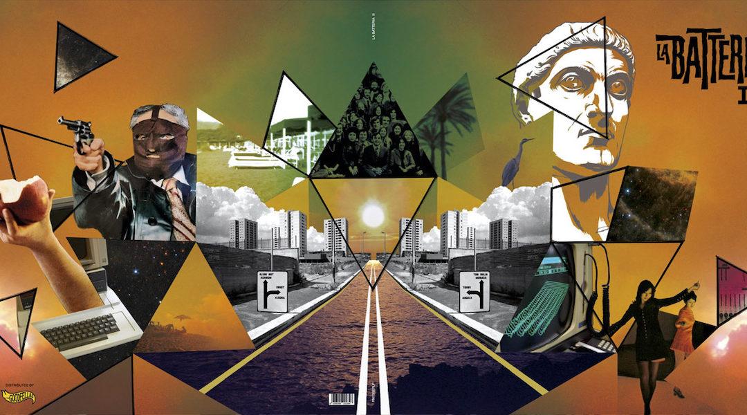 La Batteria: il secondo album della band romana