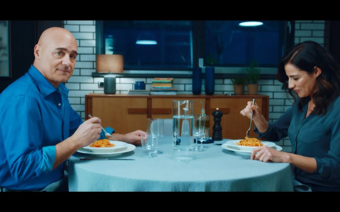 Garofalo: la pasta dà spettacolo