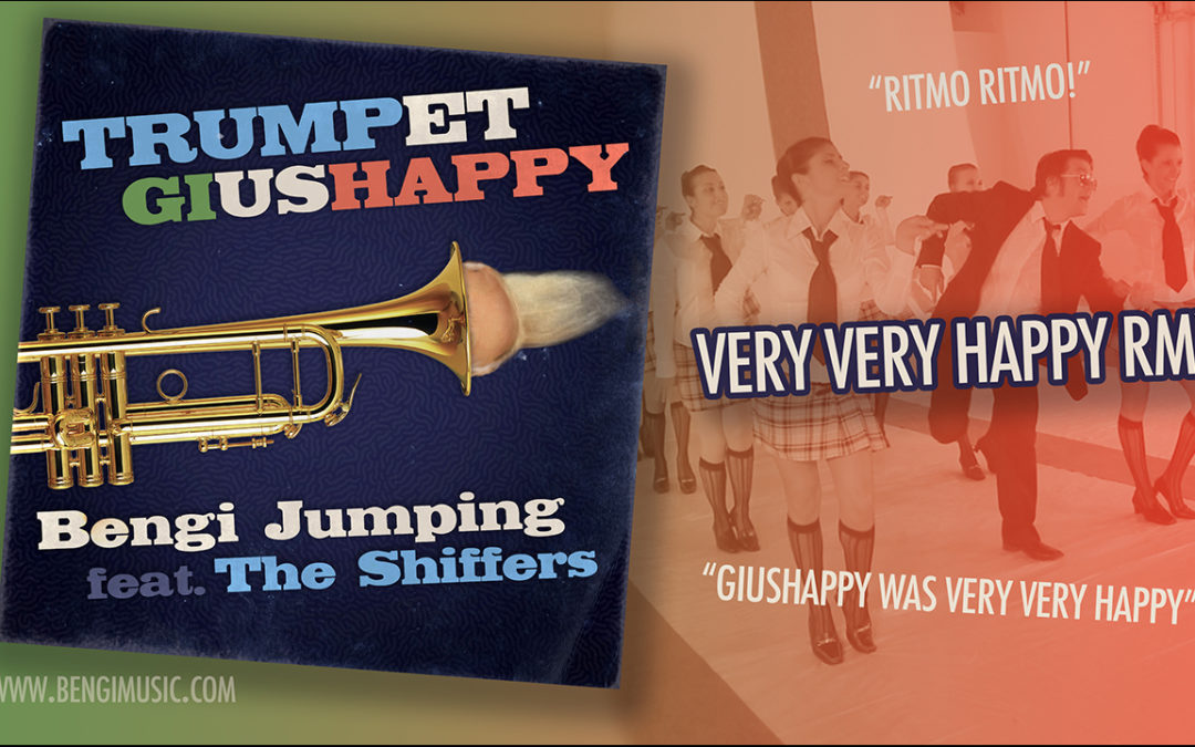 Trumpet Giushappy: il remix very very happy