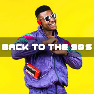 Back to the 90's playlist
