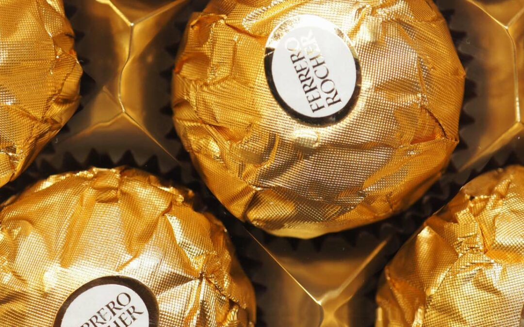 Il Natale Ferrero Rocher e la production music