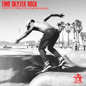 Emo Skater Rock