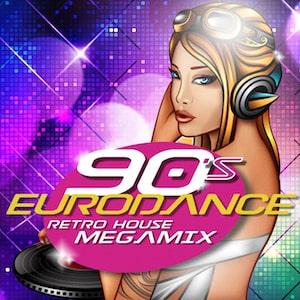 90's Eurodance Retro House Megamix